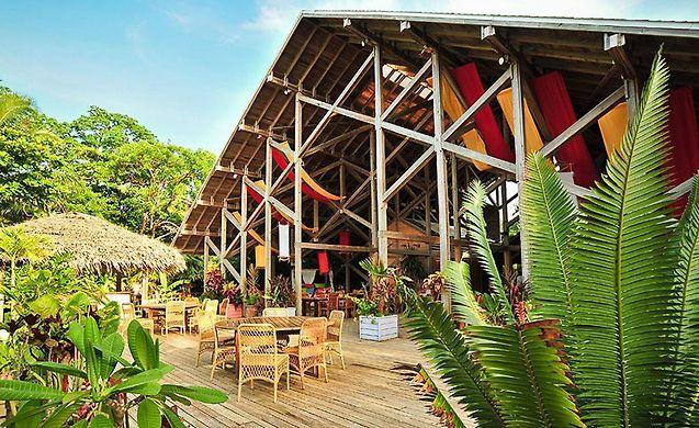 Casa de palmas palmetto bay hotel roatan